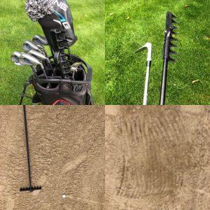 Golf Bunker Rake